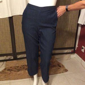 Alfred Dunner  Capri jeans